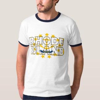 Camisa de Rhode Island