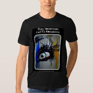 "Camisa de ""Romantics"" American Apparel"