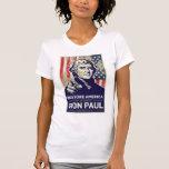 Camisa de Ron Paul Thomas Jefferson