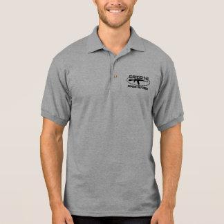 Camisa de Saiga 12 - defensa del zombi