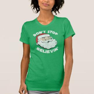 Camisa de Santa American Apparel