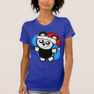 Camisa de Santa de la panda de Chibi