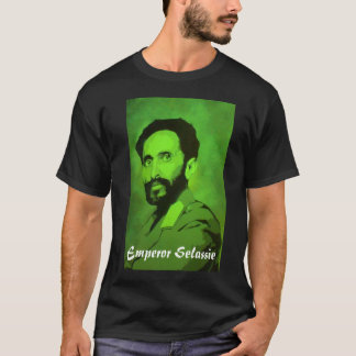 Camisa de Selassie del emperador