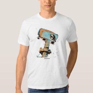 ¡camisa de Selfie del @SarcasticRover! Playeras