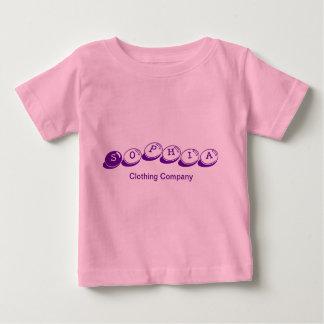 Camisa de Sophia Clothing Company para los niños y