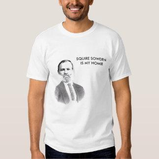 Camisa de Sowden del escudero