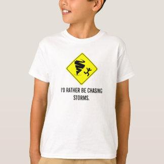 Camisa de Stormchasers