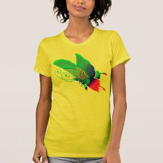 Camisa de Swallowtail 1B