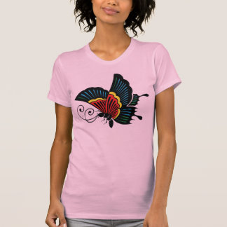 Camisa de Swallowtail 4