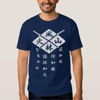 Camisa de Takeda Shingen B