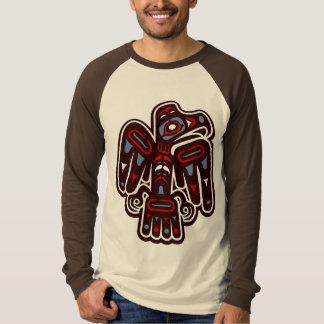 Camisa de Thunderbird del Haida
