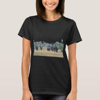 Camisa de Tom Wurl de la familia del elefante