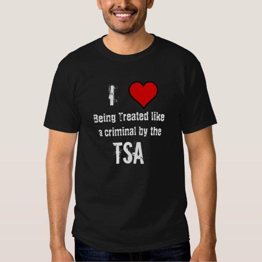 Camisa de TSA