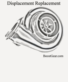 Camisa de Turbo del reemplazo de la dislocación -