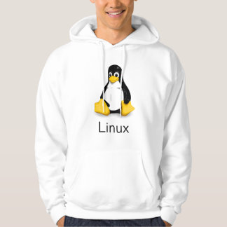 Camisa de Tux Linux