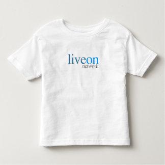 Camisa de Twofer del niño con imagen de encargo