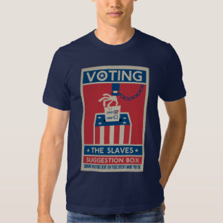 Camisa de votación