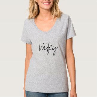 Camisa de WIfey