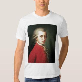Camisa de Wolfgang Amadeus Mozart