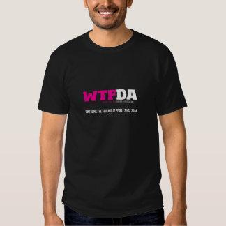 Camisa de WTFDA