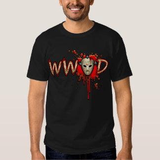 Camisa de WWJD