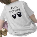 Camisa de XFit del bebé