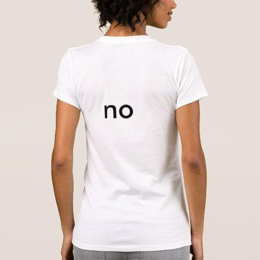 camisa de y/n