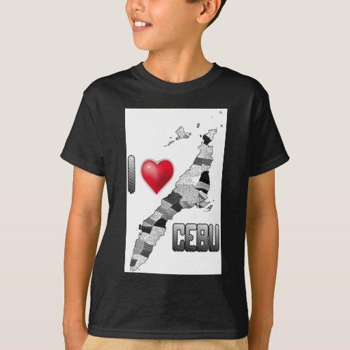 camisa de Yo-amor-Cebú