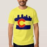 Camisa de Ypres del amarillo del horizonte de