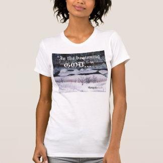 Camisa del 1:1 de la génesis