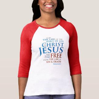 Camisa del 8:2 de los romanos