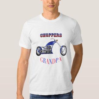 Camisa del abuelo de los interruptores