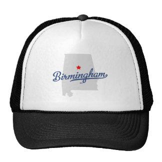 Camisa del AL de Birmingham Alabama Gorros Bordados