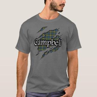 Camisa del alcohol del tartán de Campbell