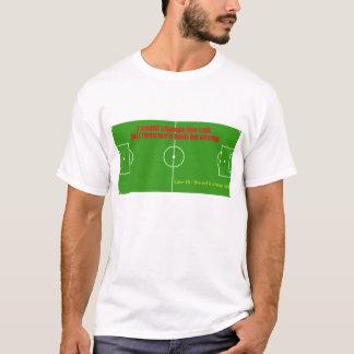 Camisa del árbitro del fútbol