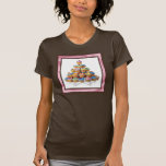 Camisa del árbol de la magdalena