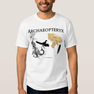 Camisa del Archaeopteryx