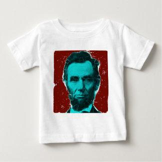 Camisa del arte de Abraham Lincoln--Diseño único
