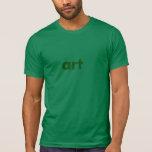 Camisa del arte de RON