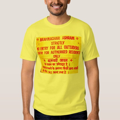 Camisa del Ashram de Brahmachari