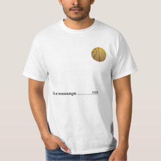 Camisa del baloncesto