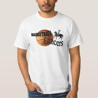 Camisa del baloncesto de los lanceros