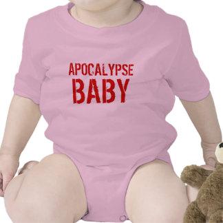 Camisa del bebé de la apocalipsis