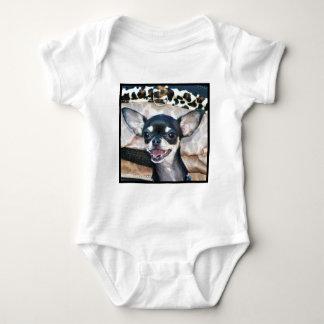 Camisa del bebé de la chihuahua