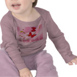 camisa del bebé de la mariposa 5