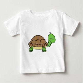 Camisa del bebé de la tortuga