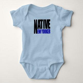 Camisa del bebé de NativeNYC