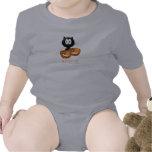 ¡Camisa del bebé del abucheo de Halloween!