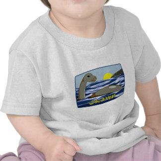 Camisa del bebé del campeón
