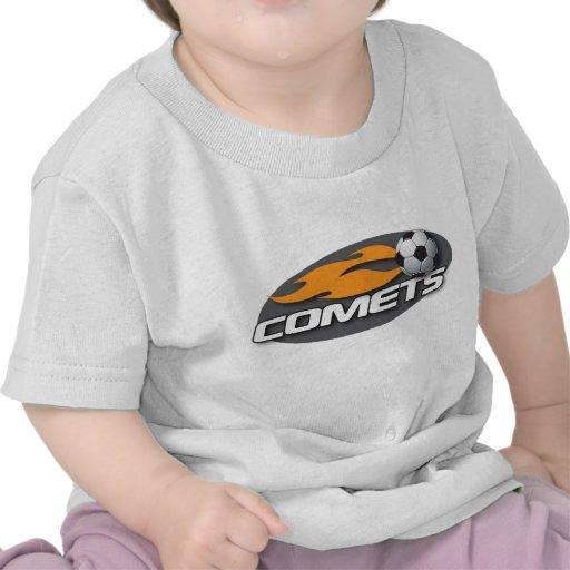 Camisa del bebé/del niño del cometa